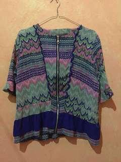 "free ongkir jabodetabek ""blouse etnik"""