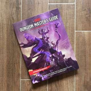🚚 Dungeons & Dragons - Dungeon Master Guide
