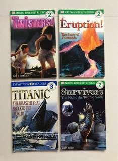 Twisters, Volcanoes, Titanic (Non-fiction)