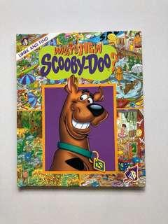What's New Scooby-Doo? Look & find