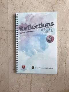 reflections making a difference cce book sec 3