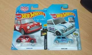 Lot of 2 Morris Mini