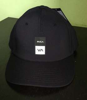 huge selection of b553e 084bd RVCA 6 Panel Workout Cap