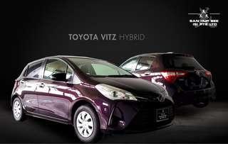 Toyota Vitz Hybrid 1.5 F (A)