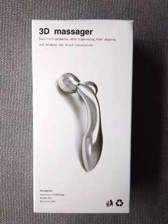 🚚 BNIB 3D Skin Tightening Face and Body massager