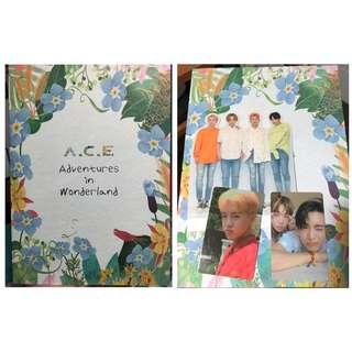 A.C.E Adventures in Wonderland Day vers.