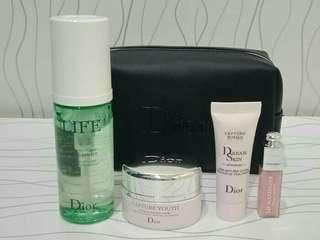 Dior Travel Package