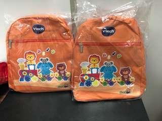 🚚 《家有雙胞胎》Vtech背包