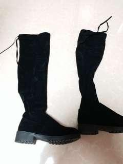 100% new 長boots  size:37
