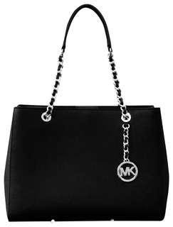 👜 💯% Authentic BNWT MK Susannah Large Tote Bag