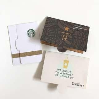 Starbucks Singapore card sleeve holder