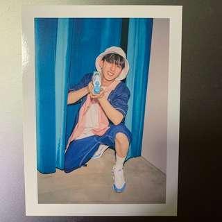 [ WTS / WTT ] Stray kids changbin op 2 postcard