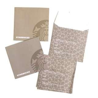 Starbucks Malaysia card sleeve holder