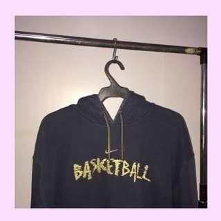 Nike Hoodie ~basketball embroidery~