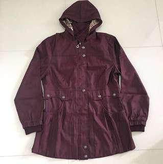 BNWT size M/L Light Autumn Jacket with removable hood
