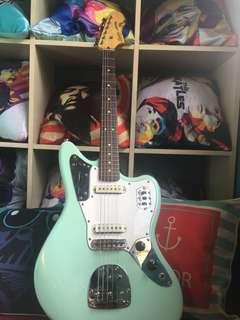Fender Squire Jaguar (Nego)