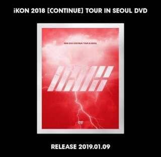 [ PO ] IKON 2018 CONTINUE TOUR IN SEOUL