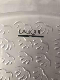 Lalique Crystal Bowl