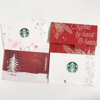 Starbucks Japan card sleeve holder