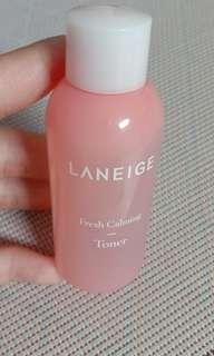 Laneige fresh calming toner 50 ml