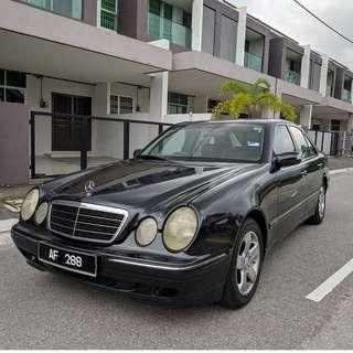 2000 Mercedes Benz E240 ELEGANCE (CKD) 2.4 (A)