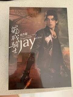 🚚 Jay Chou Dragon Rider DVD
