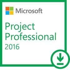 全新原裝正版 Microsoft Office 2016 Project Professional 專業版 軟件 key 中英文, 一PC用戶
