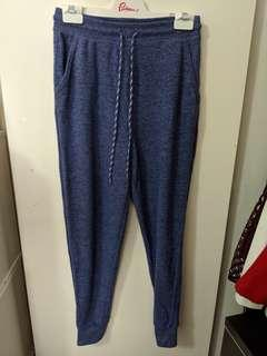 Cotton On extra soft blue tracksuit pant size XS