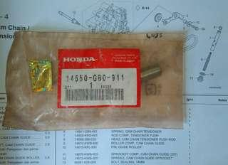 As tonjokan rantai keteng, Mtr Honda Supra x100, Blade, Revo, Legenda,  Asli Honda Japan