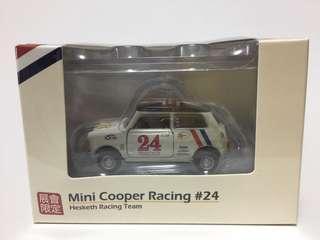Mini Cooper racing #24 (展會限定)