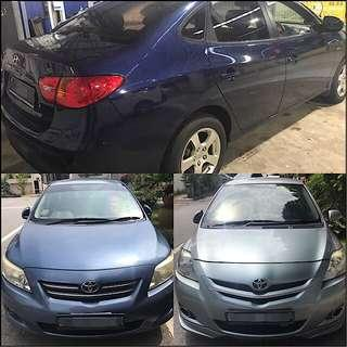 Budget Cars for Rent $55/day