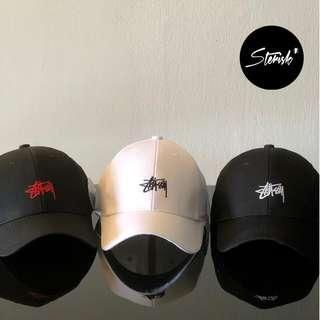 🚚 [INSTOCK] Stussy Baseball Cap