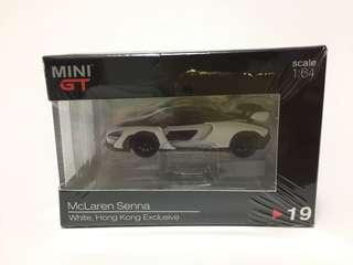 Mini GT(tiny)McLaren Senna
