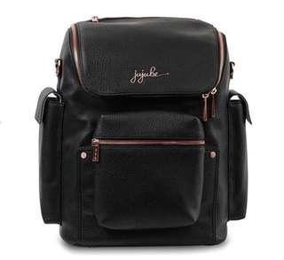 Jujube Forever backpack Noir Rose Gold JJB