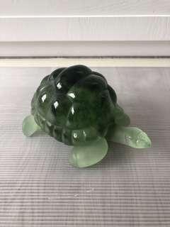 Lalique turtle