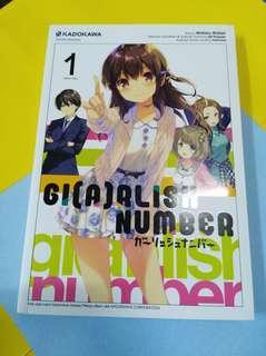 Your Name 02&03   GI[A]RLISH NUMBER VOL.1