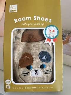 Room shoes - 冬天適用 -