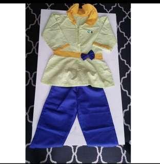 CIC Uniform Girl (Perempuan) -2sets