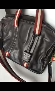 Authentic Bally Messenger Bag