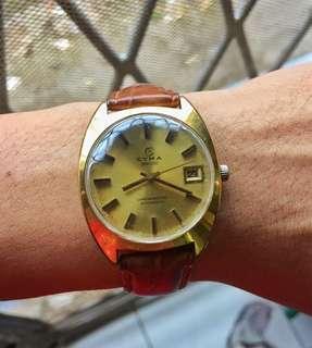 Vintage Cyma Chronometre