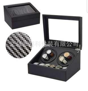 4+6 Premium Automatic Watch Winder/ AC Power Operated Watch Winder/watch winder (In Stock)