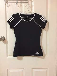 Adidas Club Tee Black