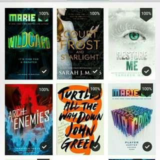 Ebooks new releases