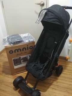 Omnio Push On stroller (complete set original)