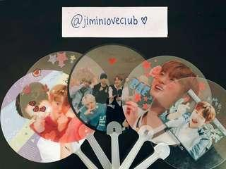 [WTS Only] fanmade handfan
