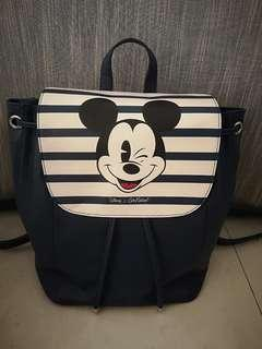 Cath Kidston x Disney Mickey Leather backpack
