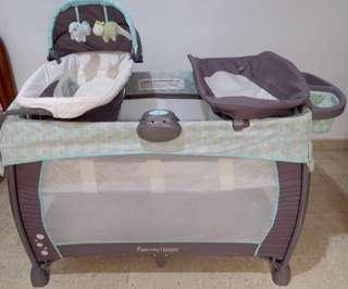 Baby Box Ingenuity Washable Playard