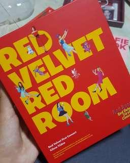 red velvet red room kihno