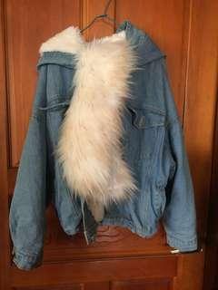 🚚 火紅外套