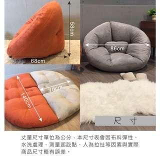 沙發椅(灰